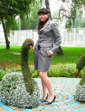 Julia from Russia 31 y.o.