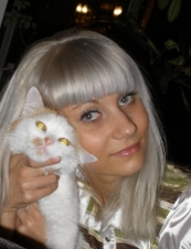 Tatyana from Russia 30 y.o.
