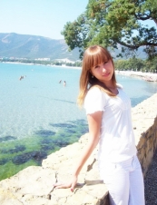 Marina 30 y.o. from Russia